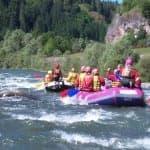 rafting trentino 3 150x150 - Sport