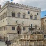 Perugia, bij Vlamingen, landgenoten, Belgen in Umbrië, Italië, buitenland