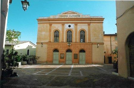 Trevi, Clitunno theater