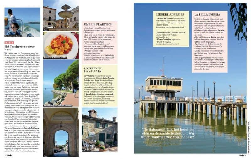 libelle 3 - Een week in Umbrië